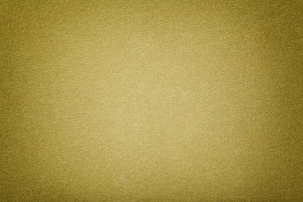 Lichtgroene matte stof van suède fluweelachtige textuur van vilt,
