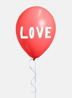 Liefde ballon