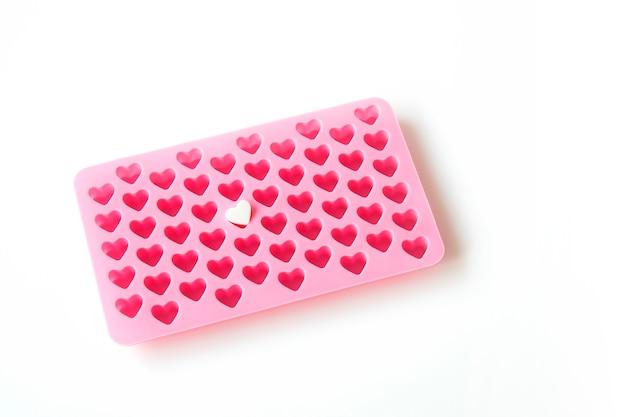 Liefde concept vorm hartsymbool