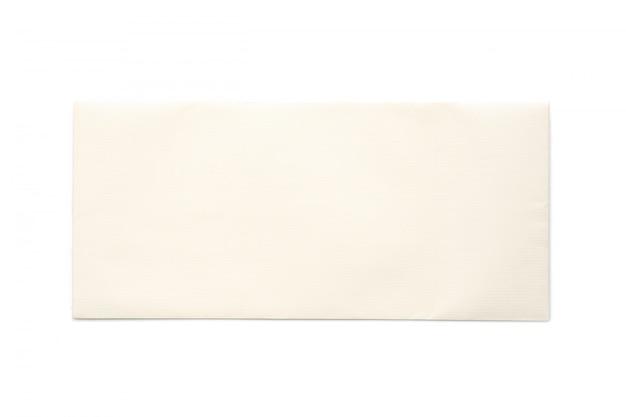 Liefdesbrief op witte achtergrond wordt geïsoleerd die. trouwkaart.