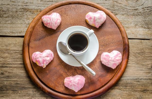 Liefjes op valentijnsdag feest