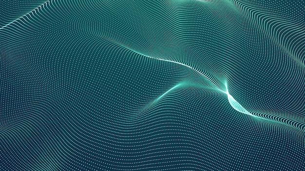 Lijnen achtergrond. abstracte lijn gestreept patroon, curve neon element. dynamische achtergrond. presentatie omslag. blauwe kleur