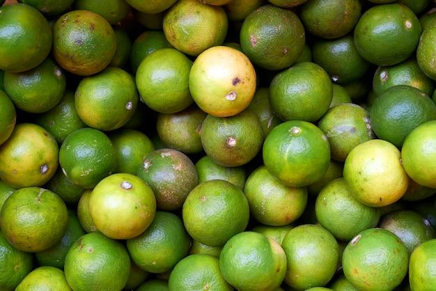 Limoenen achtergrond