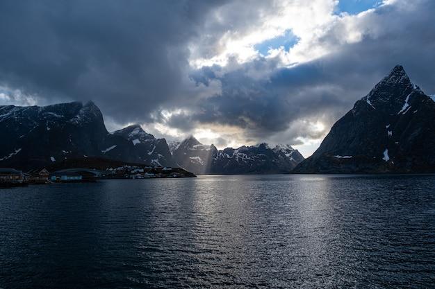 Lofoten eilanden noorwegen