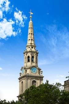Londen trafalgar square st martin kerk