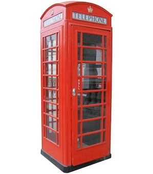 Londense telefooncel