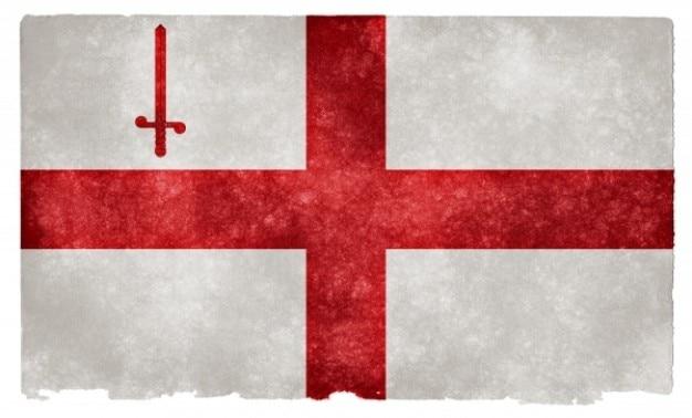 London grunge vlag