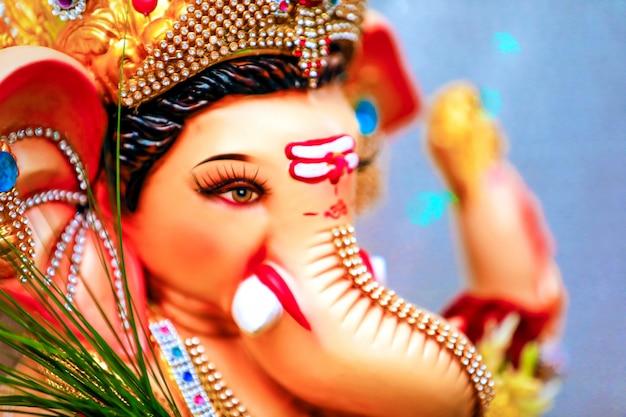 Lord ganesha, indiaan ganesh-festival