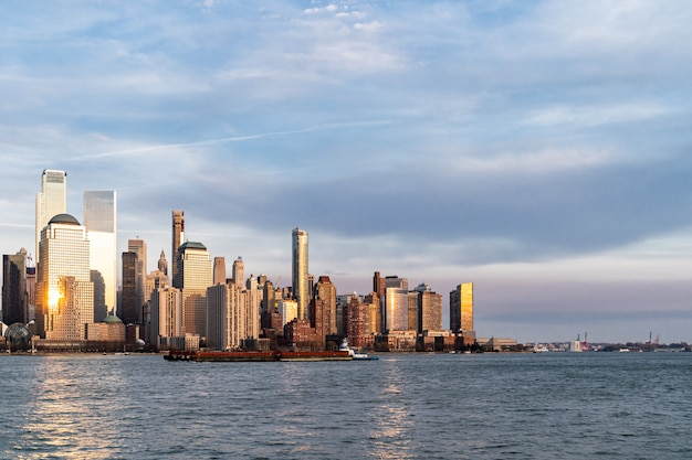 Lower manhattan new york