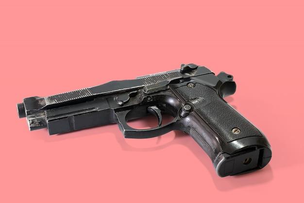 Lucht zacht pistool