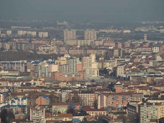 Luchtfoto van turijn