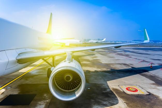 Luchthaven schort