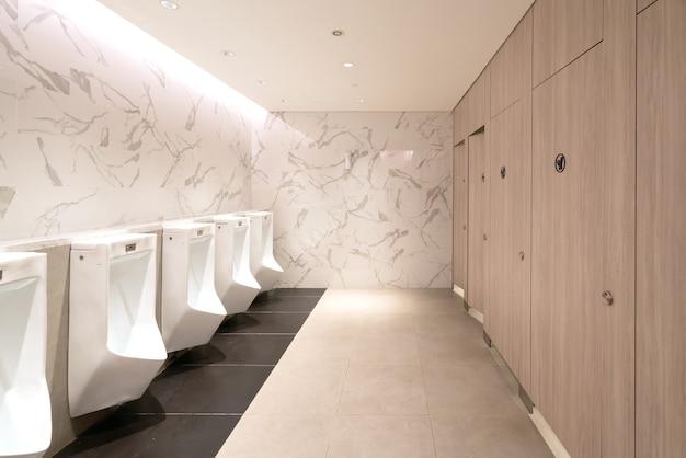 Luxe badkamer in het winkelcentrum