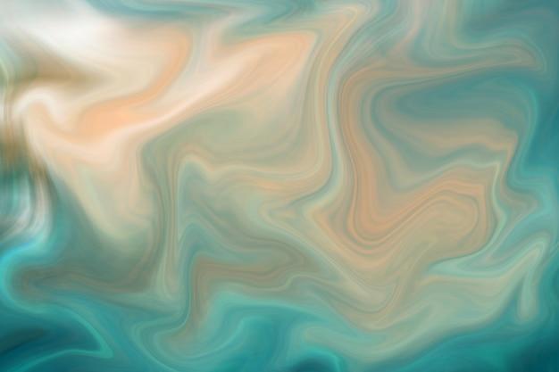 Luxe blauwe vloeibare achtergrond