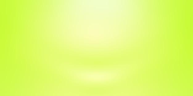 Luxe effen groene gradiënt abstracte studio achtergrond lege ruimte met ruimte voor uw tekst en afbeelding