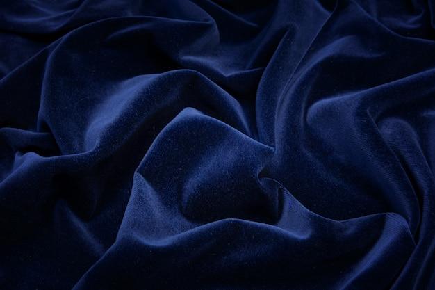 Luxe fluwelen stof golven achtergrond