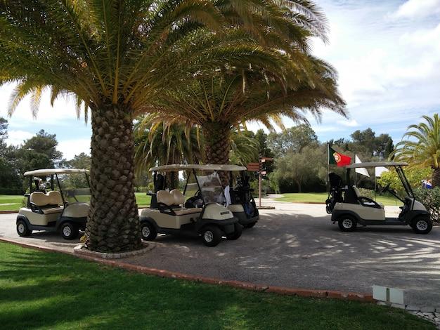 Luxe golfresort