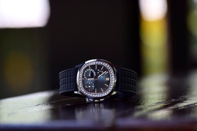 Luxe horloges is een horloge dat lange tijd is verzameld.