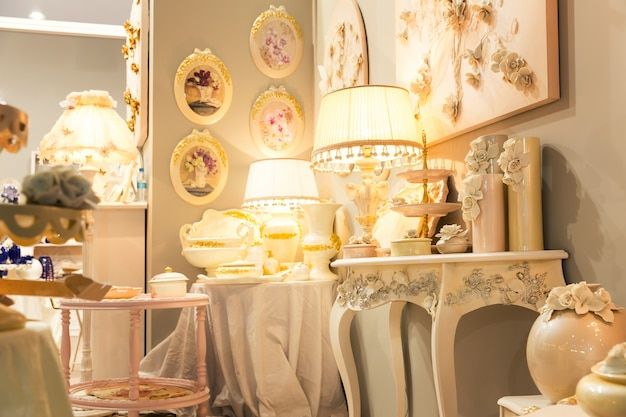Luxe lampen