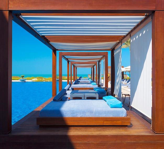 Luxe plaats resort en spa