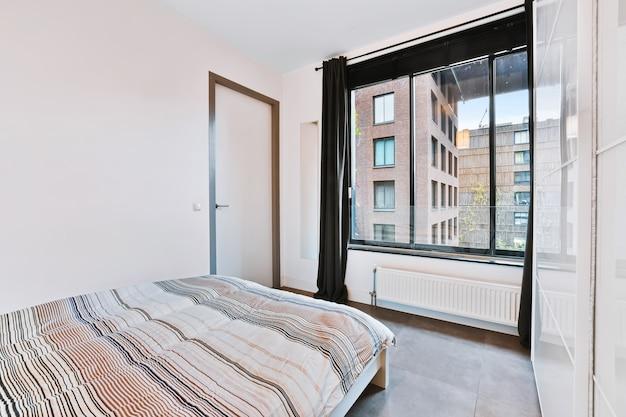 Luxe slaapkamer van huis in prachtig design