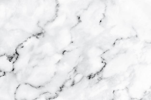 Luxe van witte marmeren textuur en achtergrond voor het kunstwerk van het ontwerppatroon.