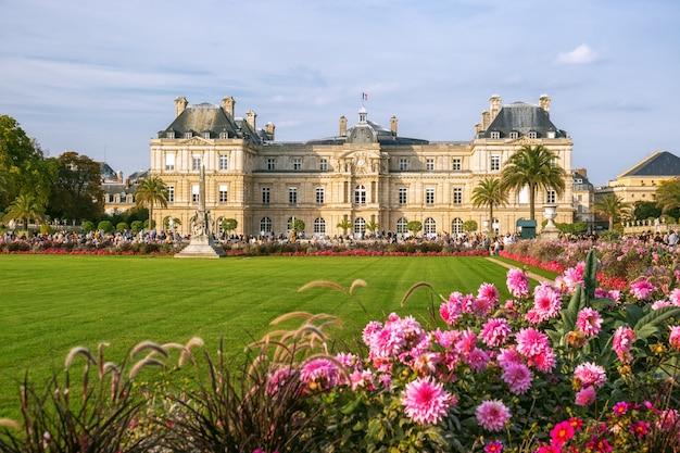 Luxemburgs paleis
