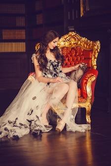 Luxueuze vrouw