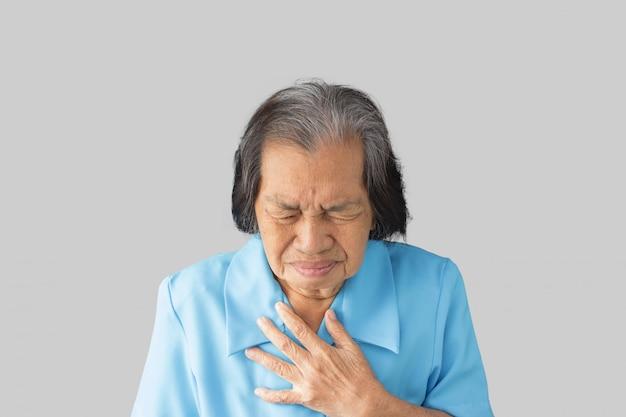 Maagzuur is een gevoel van verbranding in de borst van de mens en is een symptoom van zure reflux of gerd.