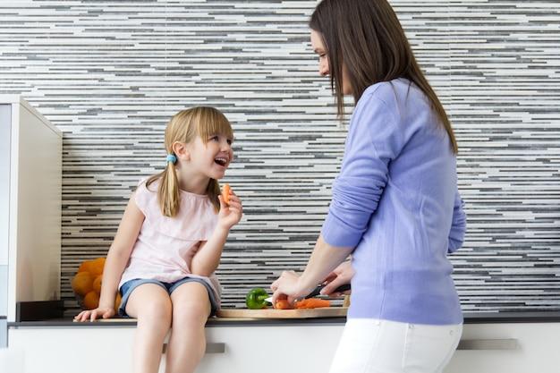 Maaltijd kindertijd voeding dieet voeding