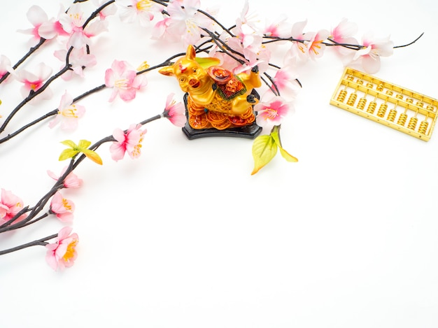 Maannieuwjaar en chinees nieuwjaar