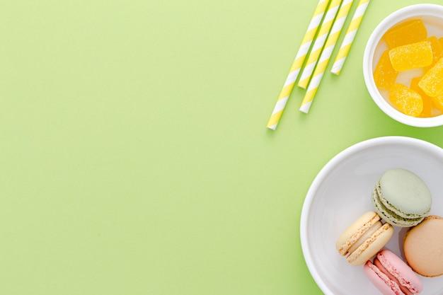 Macarons voor feest