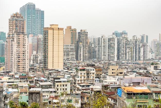 Macau oude stad