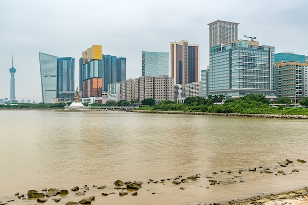 Macau stadsgezicht