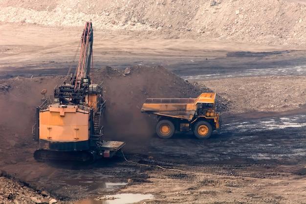 Machines, mijnbouw