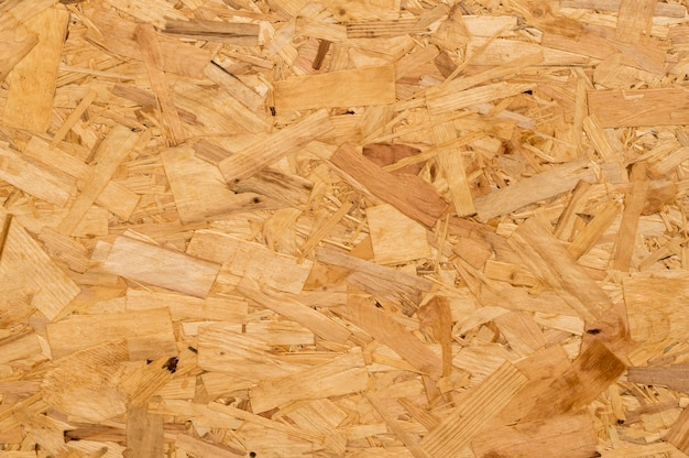 Macro houten exemplaarruimte