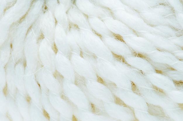 Macro-opname van een behang van textielmateriaal