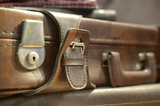 Macro oude zak