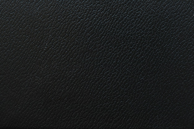 Macro textuur zwart leer behang