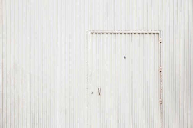 Magazijn deur
