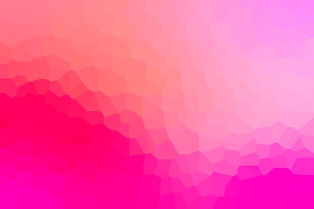 Magenta gekristalliseerde achtergrond met patroon