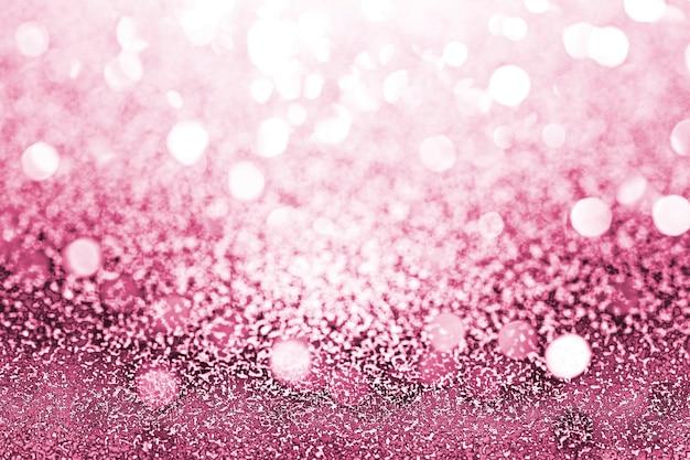 Magenta roze glitter patroon achtergrond