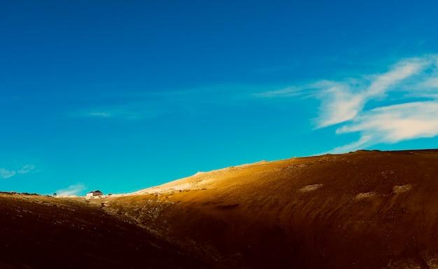 Magische bergen in ladakh, india