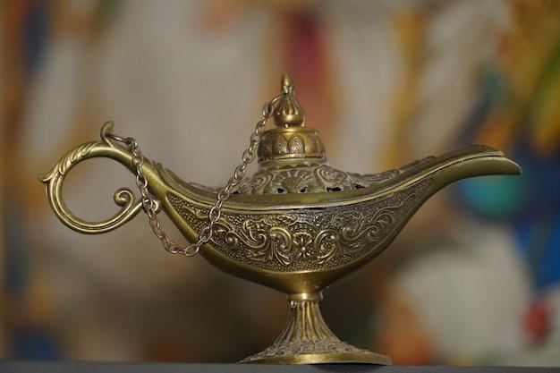 Magische lampbeelden hd jin lamp