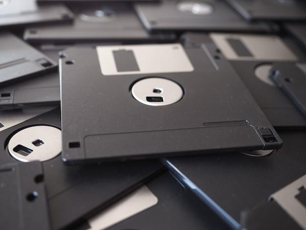 Magnetische schijf oftewel diskette