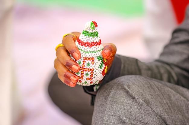 Maharashtra huwelijksceremonie in het hindoeïsme