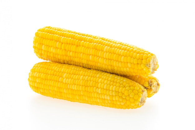 Maïs geïsoleerd