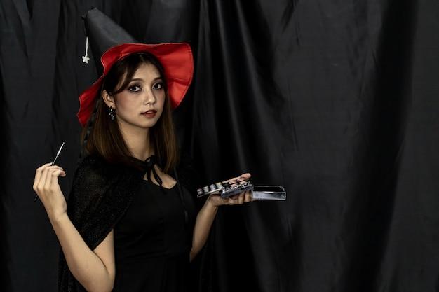 Make-up artiest halloween