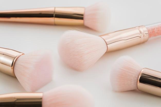 Make-up borstels groep