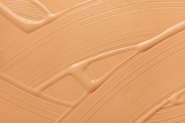 Make-up foundation bb crème smudge crème poeder textuur achtergrond